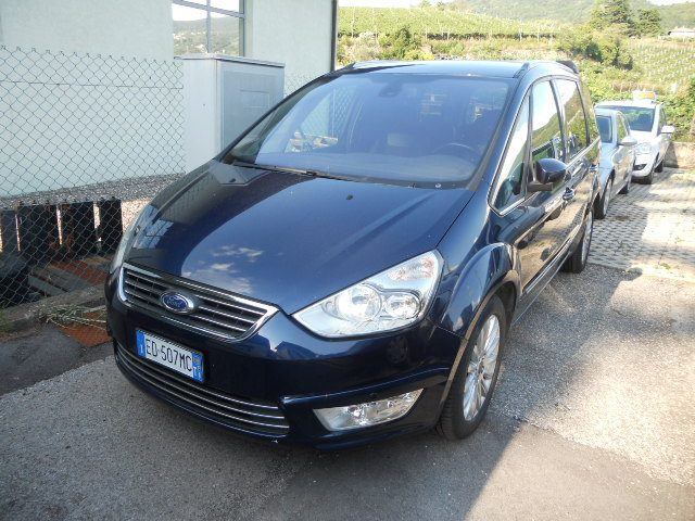 FORD Galaxy Blu metallizzato
