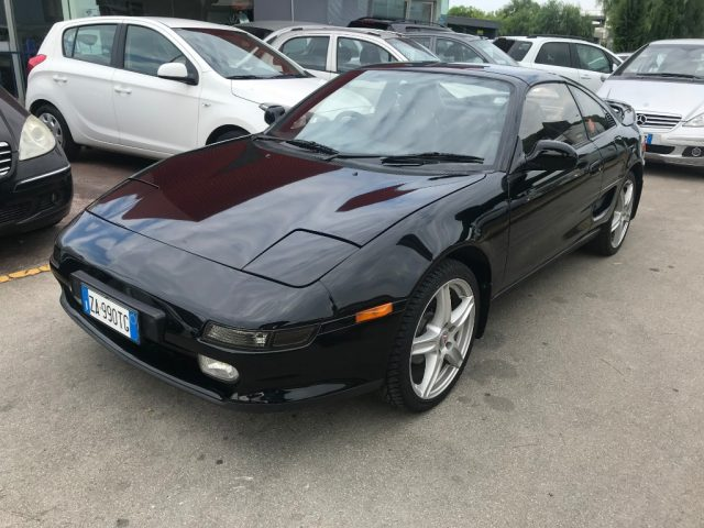 TOYOTA MR 2 Nero metallizzato