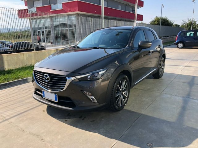 MAZDA CX-3 Antracite metallizzato