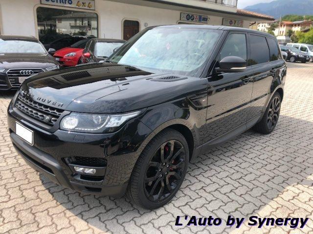LAND ROVER Range Rover Sport 3.0 SDV6 HSE Dynamic Black Edition tetto monitor Immagine 1