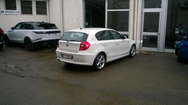 BMW 118 d 2.0 143CV cat 5 porte DPF Immagine 2