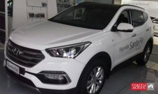 Foto - Hyundai Santa Fe