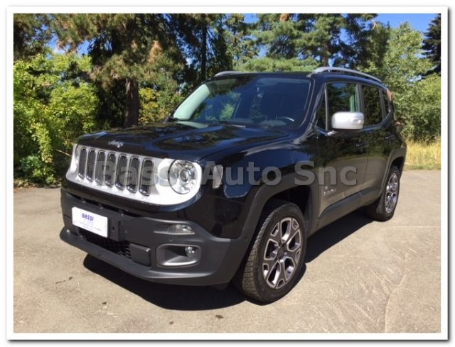 JEEP Renegade Nero vulcano metallized