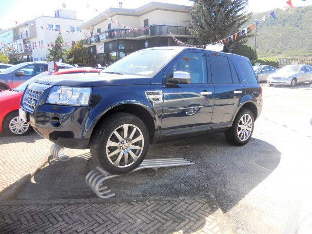 LAND ROVER Freelander Blu metallizzato