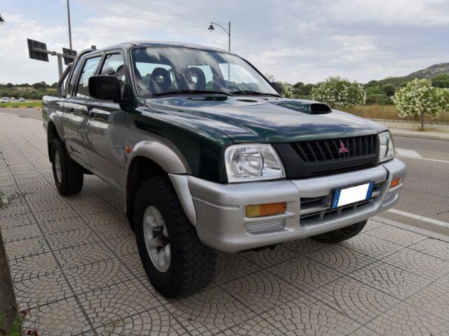 MITSUBISHI L200 2.5 TDI 4WD Double Cab Pup. GLS Air 181000 km