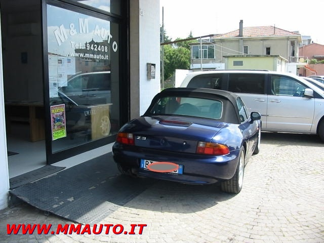 BMW Z3 1895  16V  ROADSTER Immagine 3