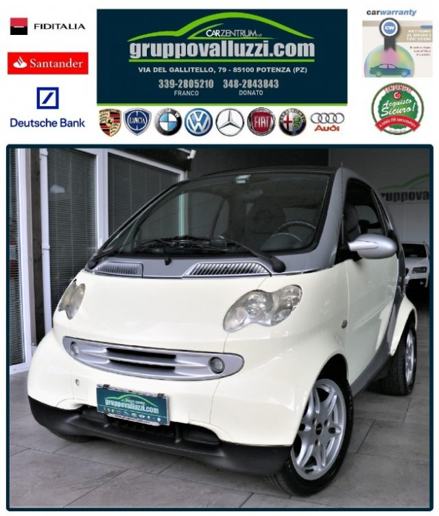 SMART ForTwo Beige pastello