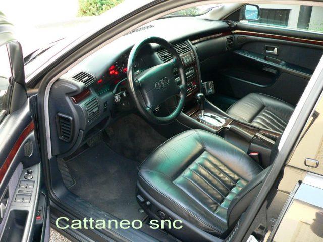AUDI A8 4.2 V8 quattro Tiptronic - Pronta per ASI Immagine 4