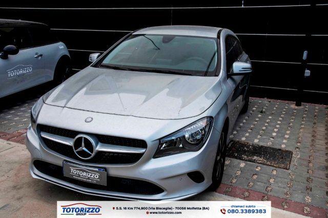 MERCEDES-BENZ CLA 180 d S.W. Automatic Business Immagine 0