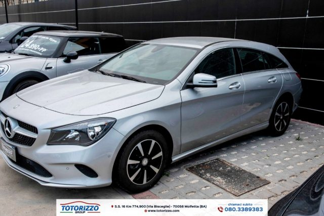 MERCEDES-BENZ CLA 180 d S.W. Automatic Business Immagine 1