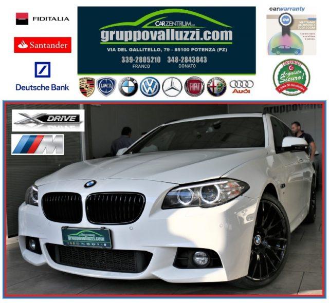 BMW 520 d xDrive Touring M SPORT 114000 km