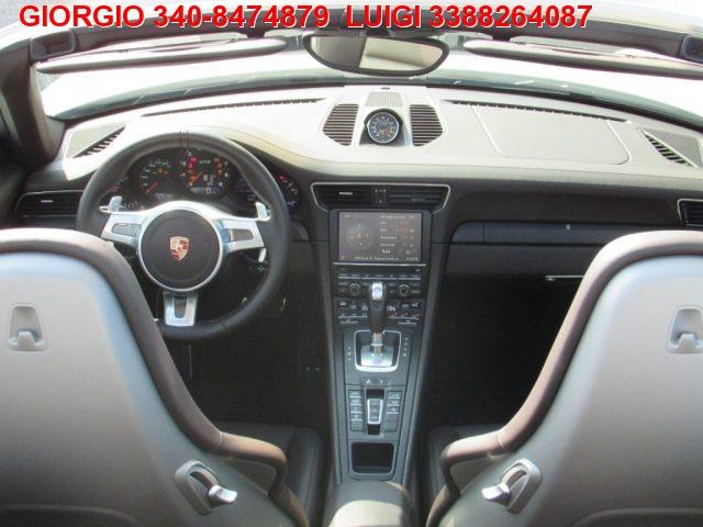 PORSCHE 911 3.8 Carrera GTS Cabriolet. Immagine 2