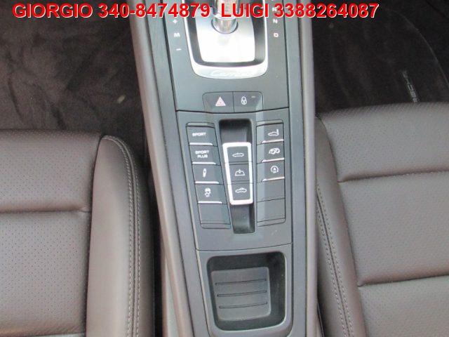 PORSCHE 911 3.8 Carrera GTS Cabriolet. Immagine 4
