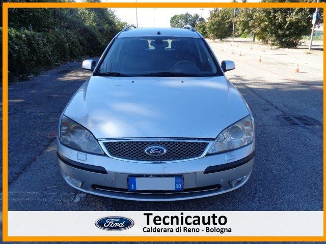 FORD Mondeo 2.0 16V TDCi (130CV) SW Ghia *CAMBIO AUTOMATICO* Immagine 2