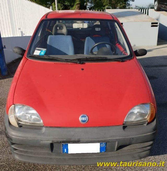 FIAT Seicento 1.1i cat Van (NO GARANZIA) Immagine 0