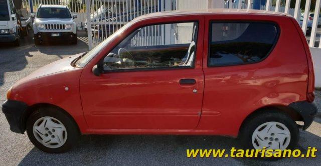 FIAT Seicento 1.1i cat Van (NO GARANZIA) Immagine 1