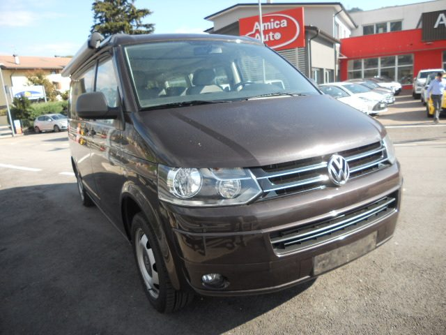 VOLKSWAGEN California Beach 4x4 2.0 BiTDI 180CV DSG 4 Motion Immagine 0