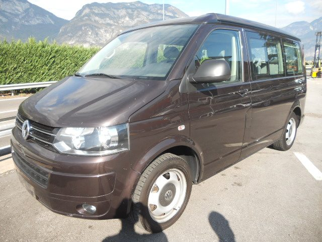 VOLKSWAGEN California Beach 4x4 2.0 BiTDI 180CV DSG 4 Motion Immagine 1