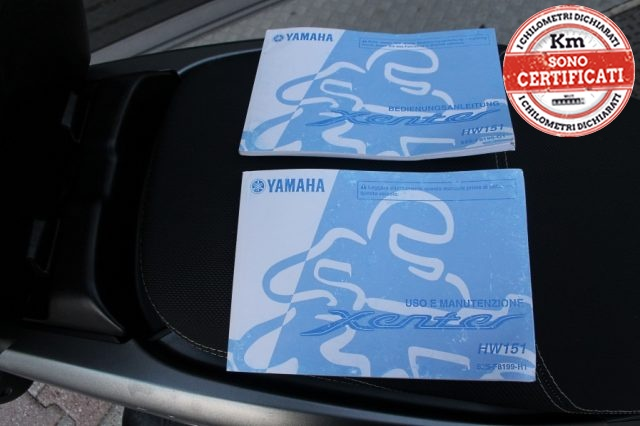 YAMAHA Xenter 150 euro 3 Immagine 4