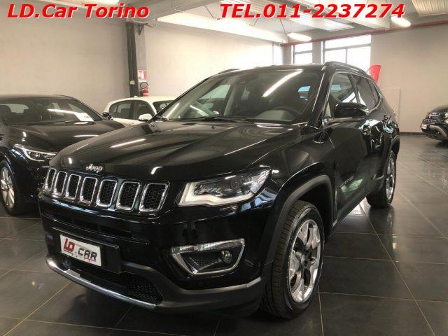 auto km 0 jeep compass 1.4 multiair 140 cv limited del 2019 - ld car