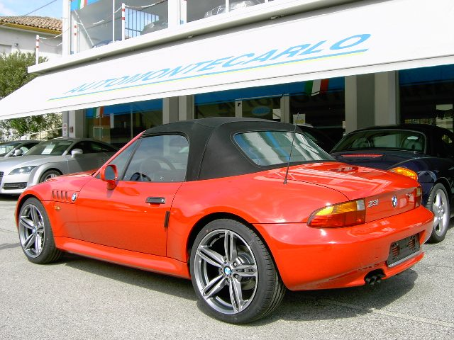 BMW Z3 2.8 24V cat Roadster 1 serie  ASI Immagine 3