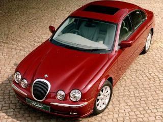 Foto - Jaguar S-type