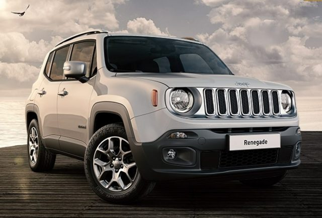 JEEP Renegade 1.6 Mjt 120 CV Limited con Int. Pelle Immagine 0