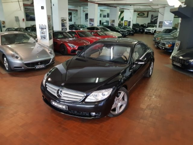 MERCEDES-BENZ CL 500 Nero metallizzato