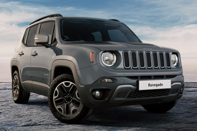 JEEP Renegade 1.6 Mjt Limited MY18 con Parking Pack Immagine 0