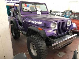 JEEP CJ-5 Rest. Renegade - Esemplare