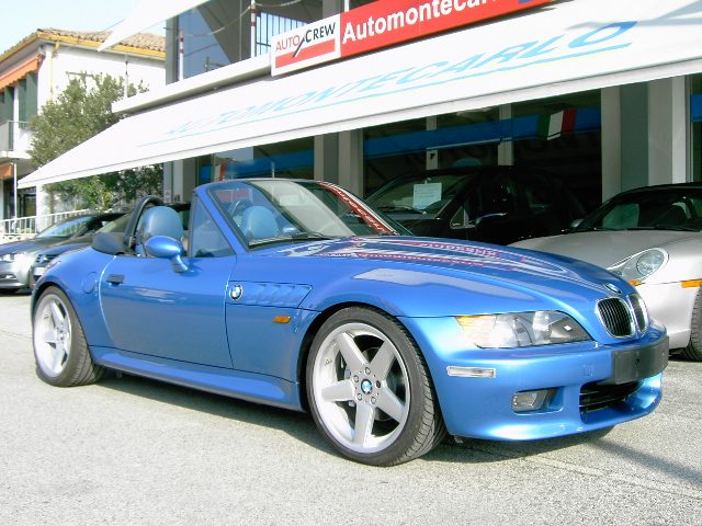 BMW Z3 2.8 24V cat Roadster 1 serie - ASI Immagine 3