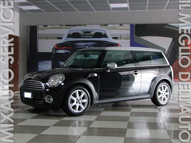 MINI Clubman Nero metallizzato
