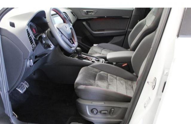 SEAT Ateca 2.0 TDI 190 CV 4DRIVE DSG FR Immagine 3