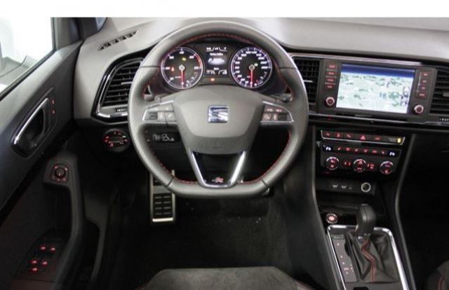 SEAT Ateca 2.0 TDI 190 CV 4DRIVE DSG FR Immagine 4