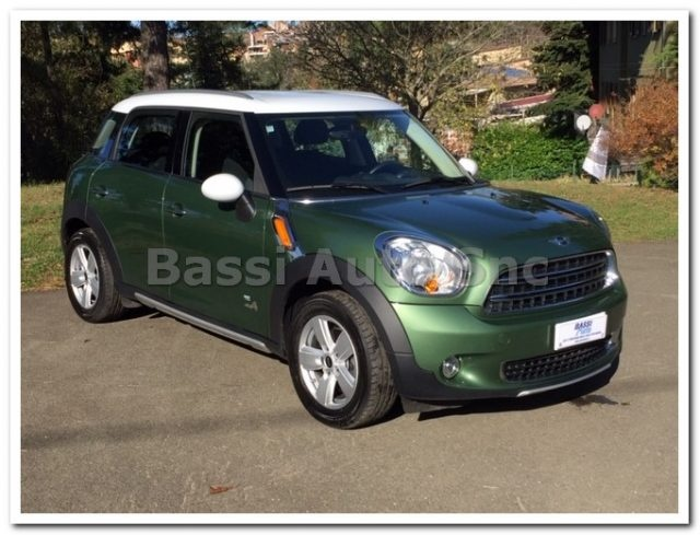 MINI Countryman Verde chiaro metallized