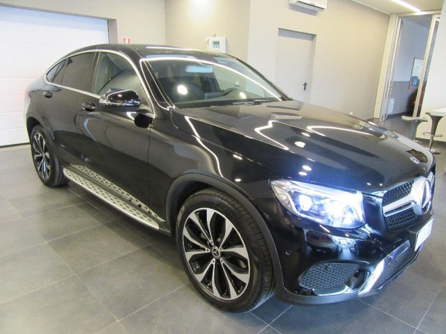 MERCEDES-BENZ GLC 220 Nero metallizzato