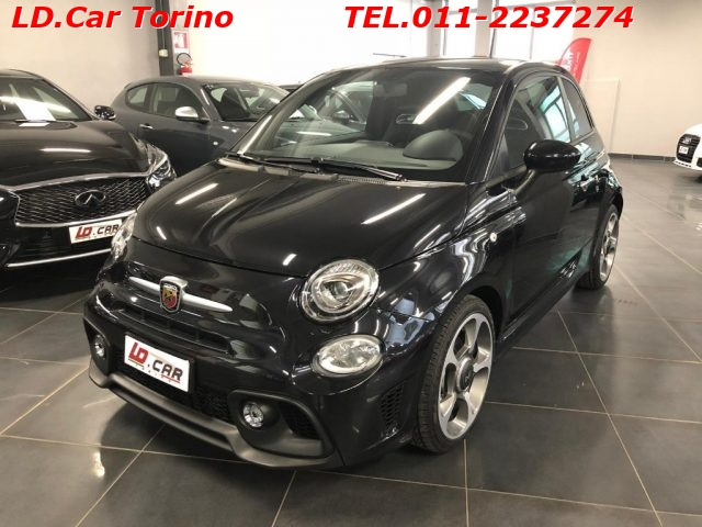 ABARTH 595 Nero metallizzato