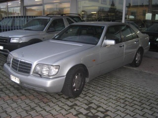 Foto - Mercedes-benz 500