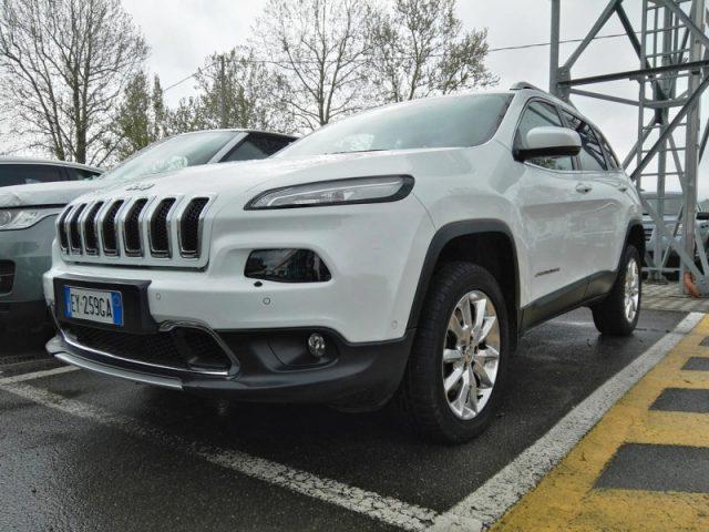 JEEP Cherokee 2.0 Mjt II 170CV 4WD Active Drive I Limited Immagine 1