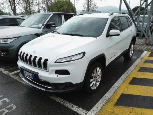 JEEP Cherokee 2.0 Mjt II 170CV 4WD Active Drive I Limited Immagine 0