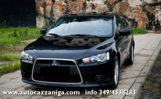 Mitsubishi lancer 6 nuovo lancer 1.8 5p. sportback invite