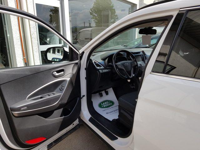 HYUNDAI Santa Fe 2.0 CRDi 2WD Comfort Plus Immagine 4
