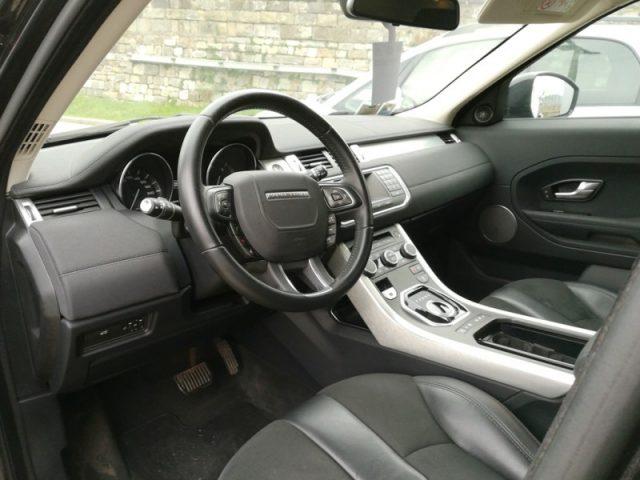 LAND ROVER Range Rover Evoque 2.2 TD4 5p. Pure - Automatico - Vetri scuri Immagine 4