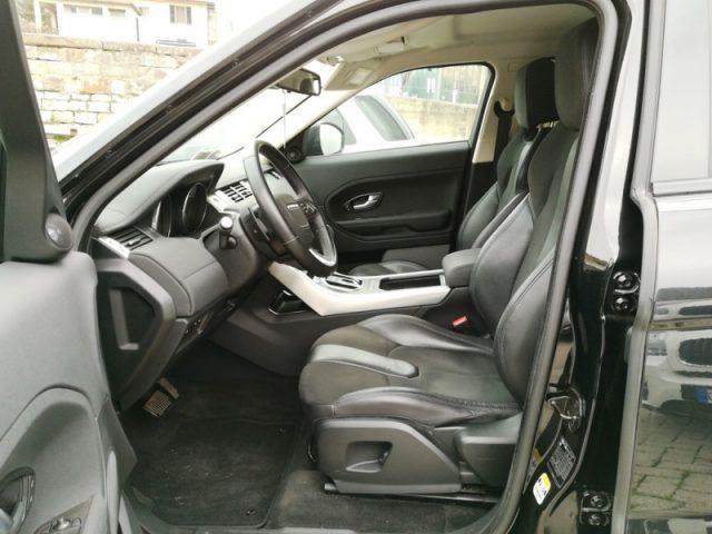 LAND ROVER Range Rover Evoque 2.2 TD4 5p. Pure - Automatico - Vetri scuri Immagine 3