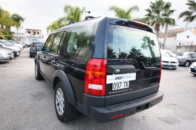 LAND ROVER Discovery 3 2.7 TDV6 XS Immagine 4