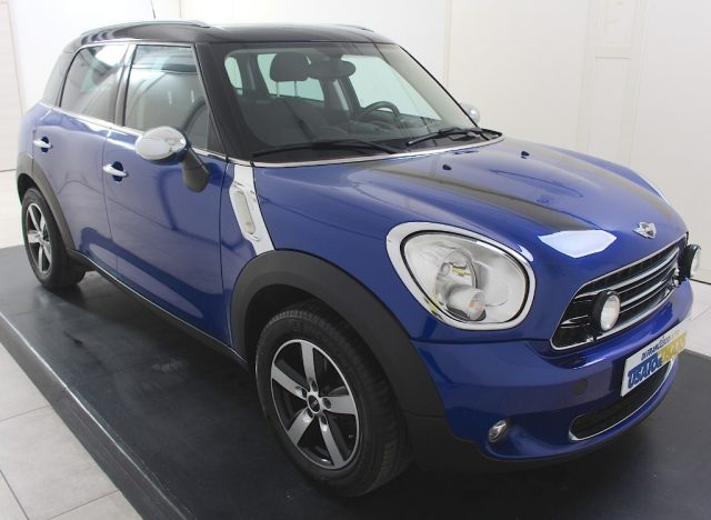 MINI Countryman Mini One Countryman Blackjack Immagine 4