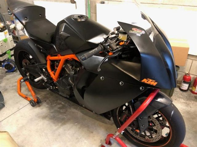 KTM Other RC8 1190 R Immagine 1