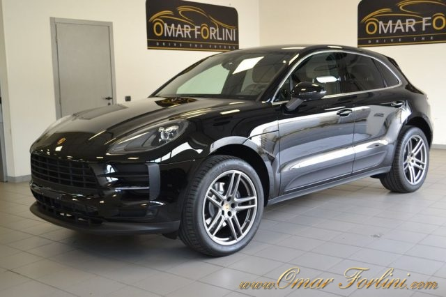 "PORSCHE Macan NUOVA 2.0 PDK 245CV PASM PDLS LED 20""FULL SCONTO8% Immagine 0"
