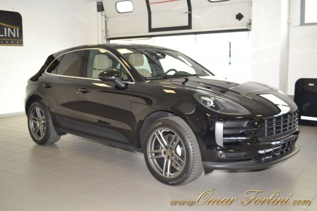 "PORSCHE Macan NUOVA 2.0 PDK 245CV PASM PDLS LED 20""FULL SCONTO8% Immagine 1"