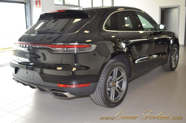"PORSCHE Macan NUOVA 2.0 PDK 245CV PASM PDLS LED 20""FULL SCONTO8% Immagine 2"